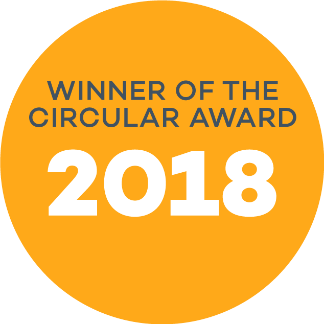 Winner of the 2018 Circular Award
